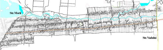 Harta zonei 1 de colectare